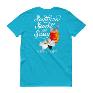 Southern Sweet And Sassy Short-Sleeve T-Shirt - Southern-Sands-T-Shirts