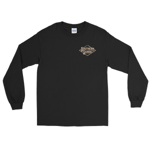 Southern Whitetail Long Sleeve T-Shirt - Southern-Sands-T-Shirts