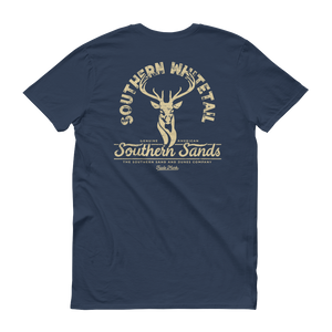 Southern Whitetail Short-Sleeve T-Shirt - Southern-Sands-T-Shirts