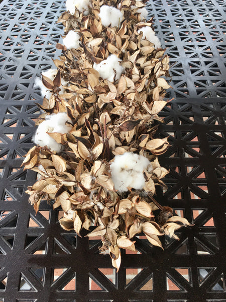 Southern Star/ Cotton Centerpiece