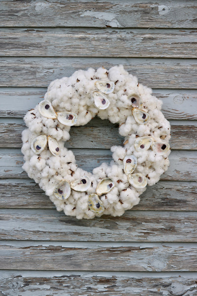 Coastal Bluff Wreath