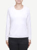 Women 16-Gauge Round Neck Pullover   LRP1244