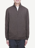Men 12-Gauge Zip Front Cardigan  MMC1826