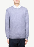 Men 16-Gauge Round Neck Pullover  MRP1839