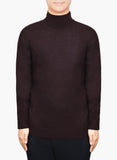 Men 16-Gauge Turtle Neck Pullover  MTP1248