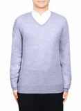 Men 16-Gauge V Neck Pullover  MVP1249