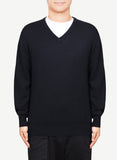 Men 12-Gauge V Neck Pullover MVP2709