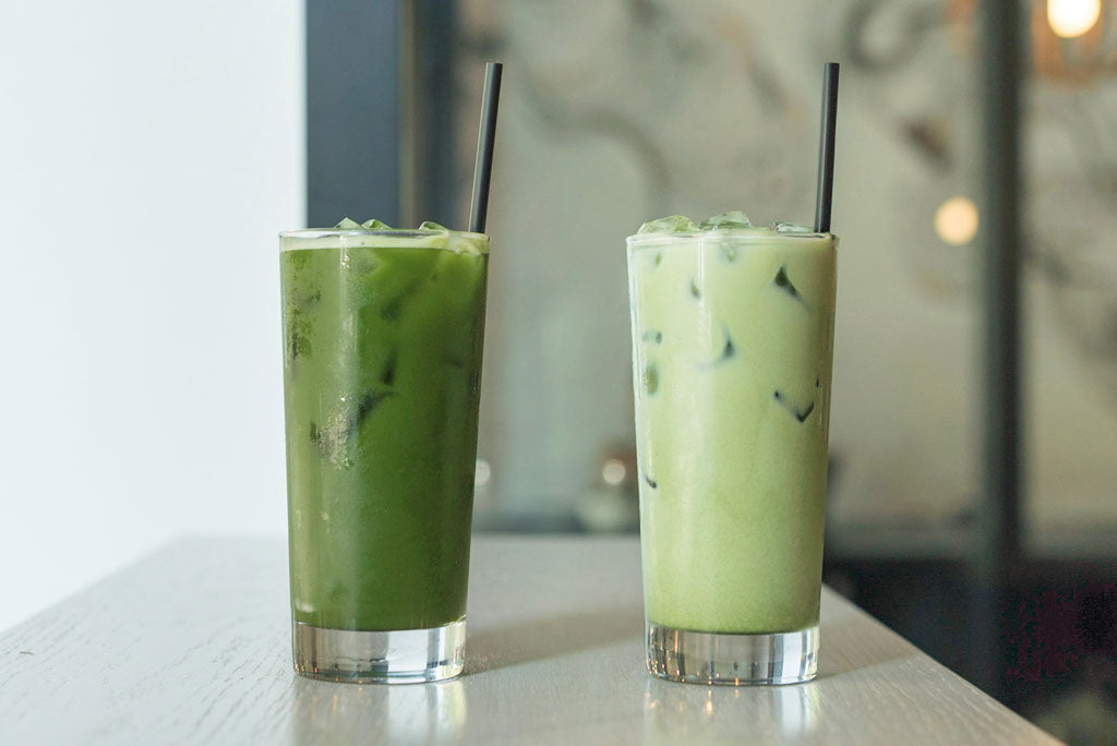 Most popular Matcha Drinks at Chalait