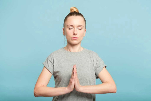 Can't meditate? Here's what you can do instead