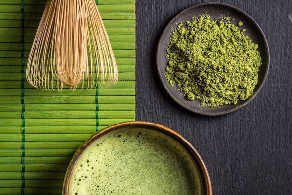 Detoxing with Matcha