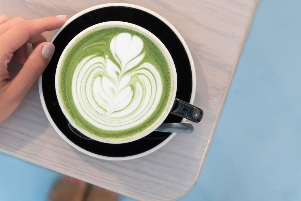 How Matcha helps with Anxiety