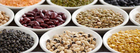 Pulses such as lentils beans and chickpeas are a superfood