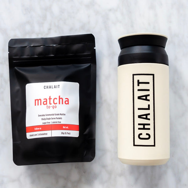 Matcha On-The-Go Set