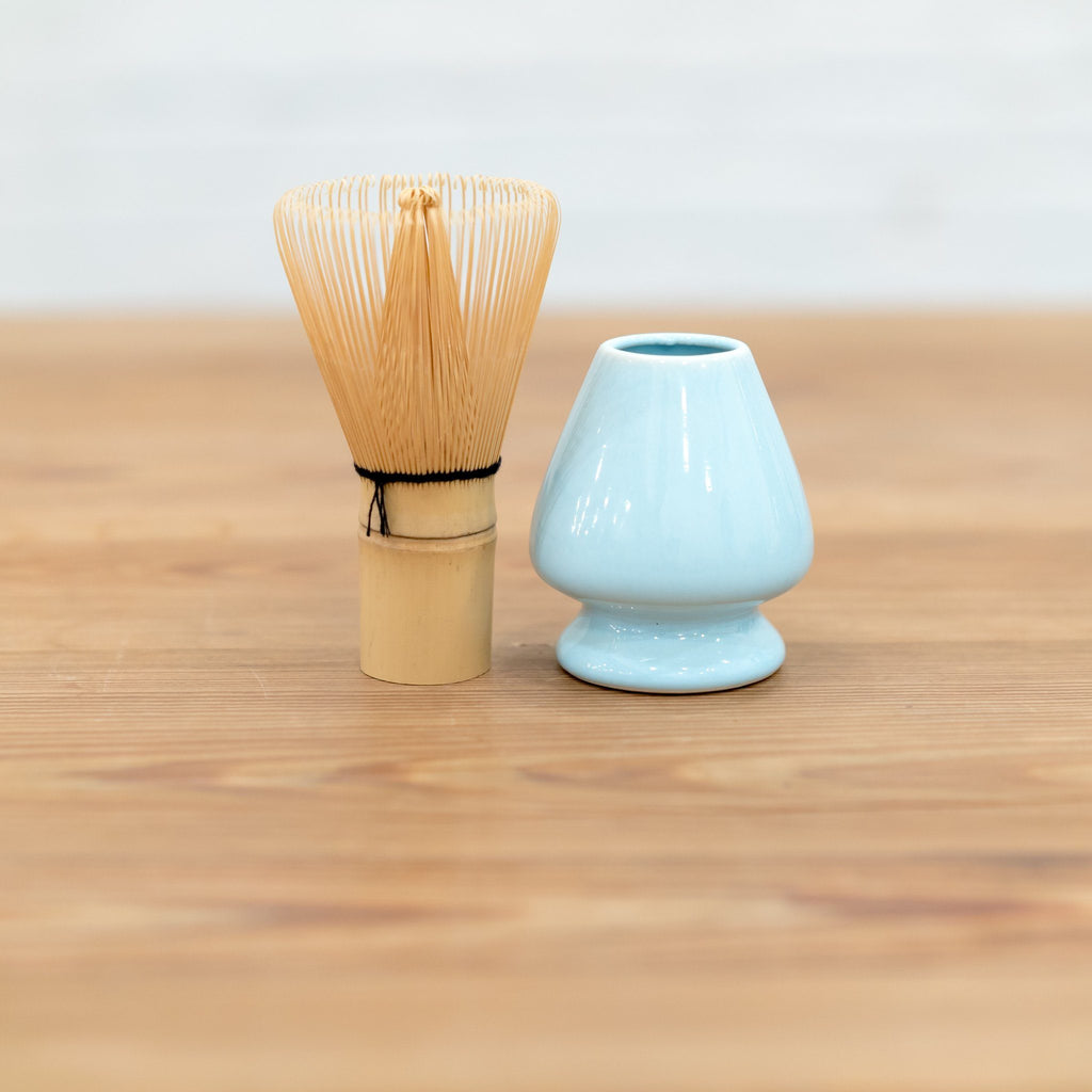 Whisk and Matcha Whisk Stand