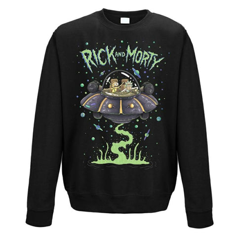 Space Sweater (Rick And Morty)