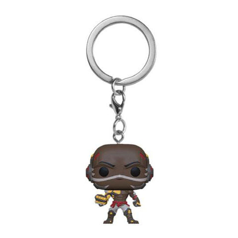 Doomfist Pocket Pop keyring (Overwatch - Gaming)