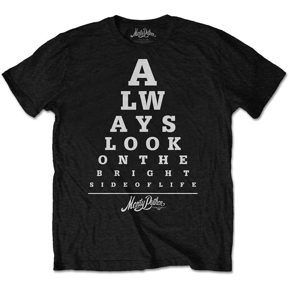 Bright Side Eye Test T-shirt (Monty Python)