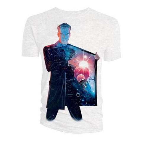 12th Doctor Galaxy Lining T-shirt (Dr Who)