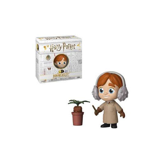 Ron Weasley Herbology 5-Star Vinyl Figure (Harry Potter)
