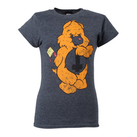 Ladies Satan Bear T-Shirt - Kill Brand