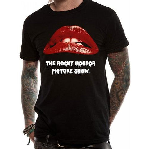 Lips T-shirt (Rocky Horror Picture Show)