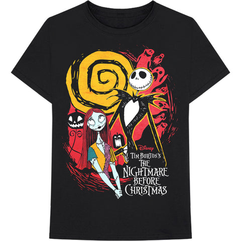 Ghost T-shirt (Disney - Nightmare Before Christmas)