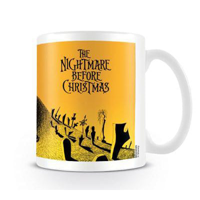 Graveyard Mug (Disney - Nightmare Before Christmas)