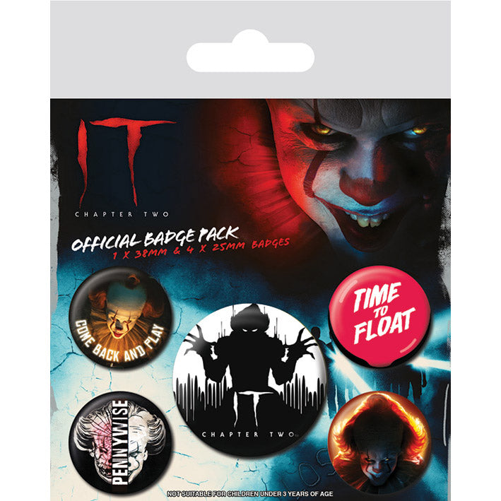 It Chapter 2 Badge Pack