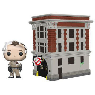 Dr. Peter Venkman & House Pop Vinyl (Ghostbusters)