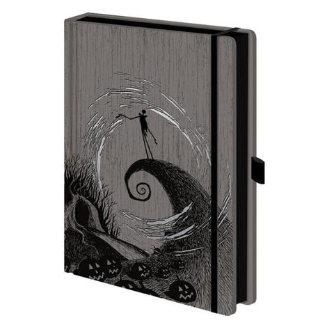 Moonlight Notebook (Disney - Nightmare Before Christmas)