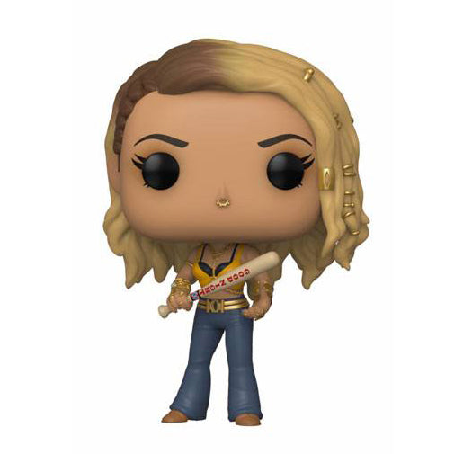 Black Canary Boobytrap Battle Pop Vinyl (Birds of Prey - DC)
