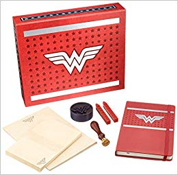 Wonder Woman Stationery Set (DC)