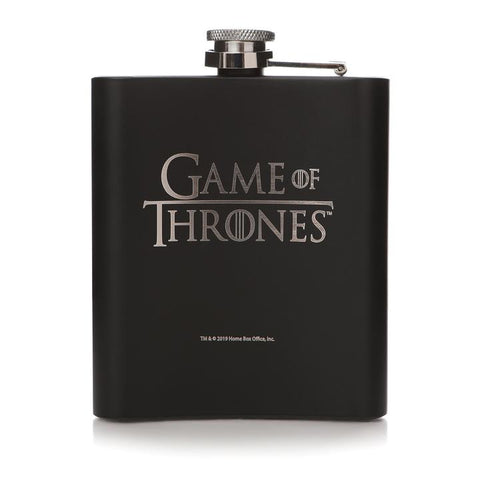 Drink And know Things Hip Flask  (Game Of Thrones)