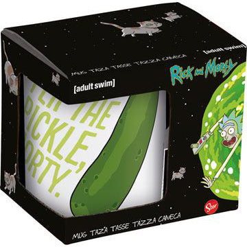 Pickle Rick Mug (Rick And Morty)
