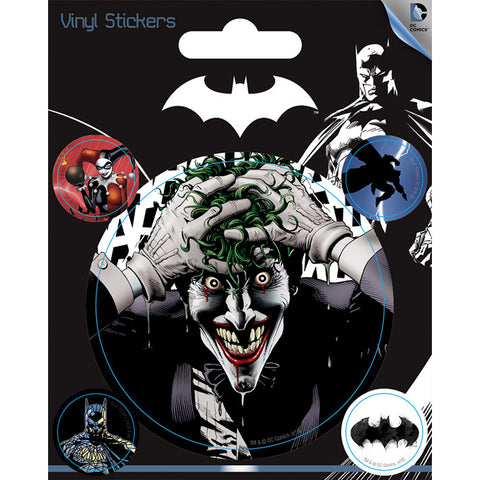 Batman Sticker Pack (DC)