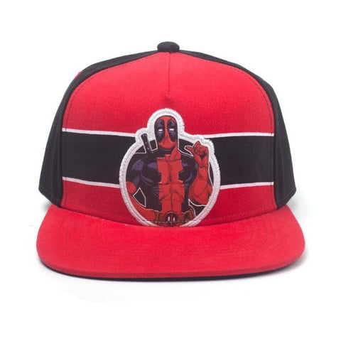 Comic Badge Snapback (Deadpool - Marvel)