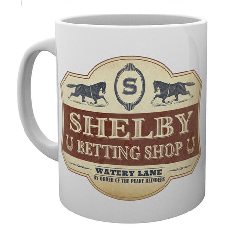 Betting Shop Mug (Peaky Blinders)