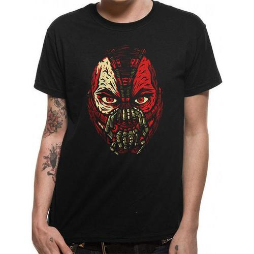 Bane Face T-shirt (DC - The Dark Knight)