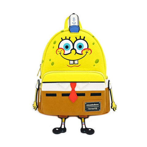 SpongeBob SquarePants 20th Anniversary Backpack (Loungefly)