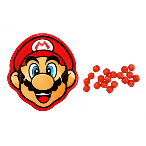 Mario Brick Breaking Candy Tin