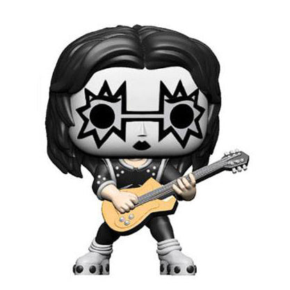 Spaceman Pop Vinyl (Kiss - Music)