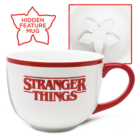 Hidden Demogorgon Mug (Stranger Things)