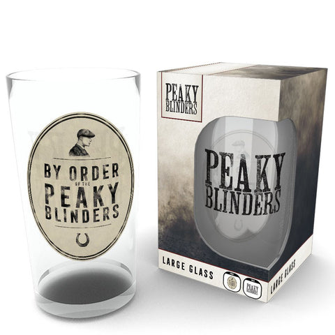 By Orders Of Glass (Peaky Blinders)