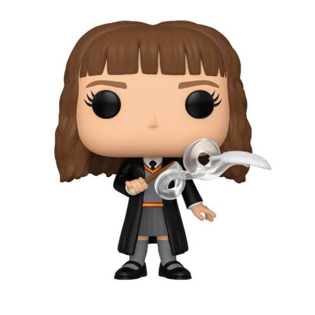 Hermione With Feather Pop Vinyl (Harry Potter)