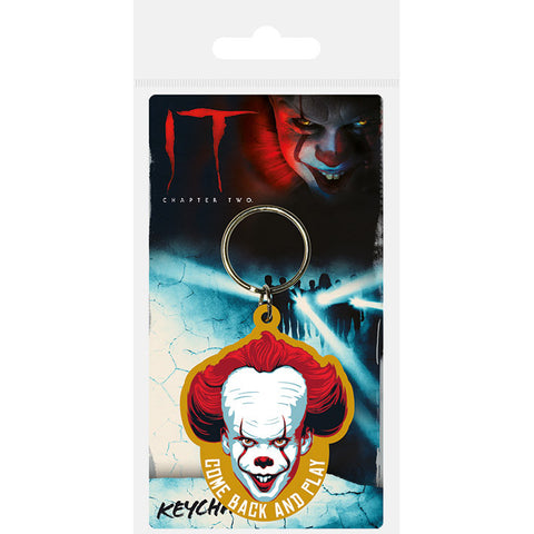 Come And Play Keyring (It Chapter 2)