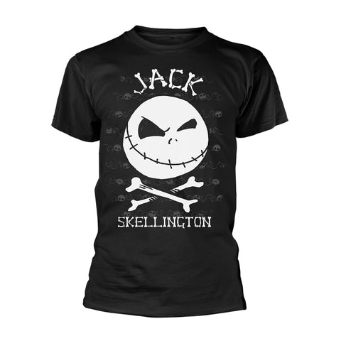 Jack Face T-Shirt (The Nightmare Before Christmas - Disney)