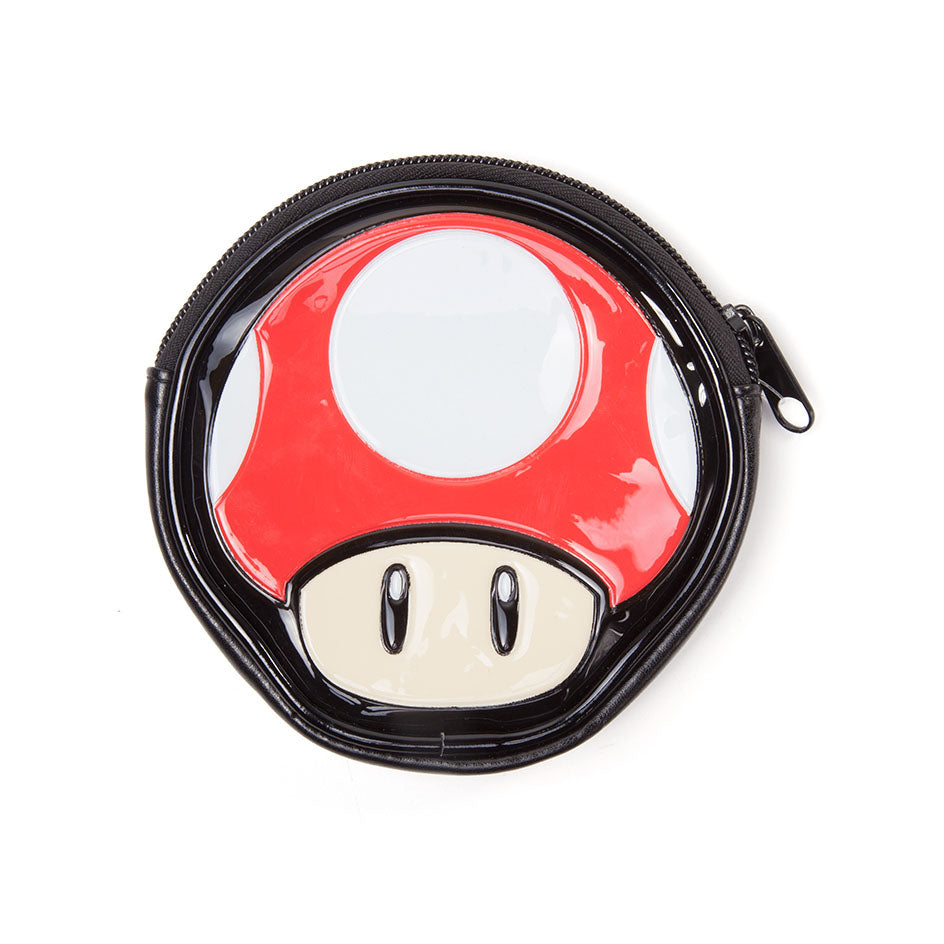 Mushroom Coin Purse (Mario - Gaming)