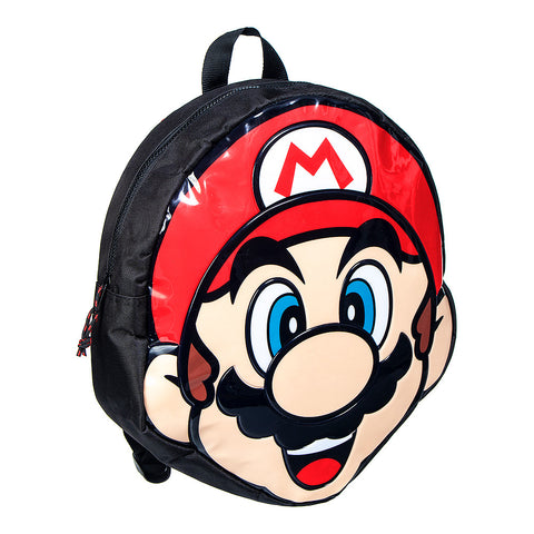 Mario Face Backpack (Gaming)