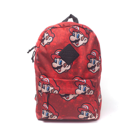Sublimation Backpack (Gaming - Mario)