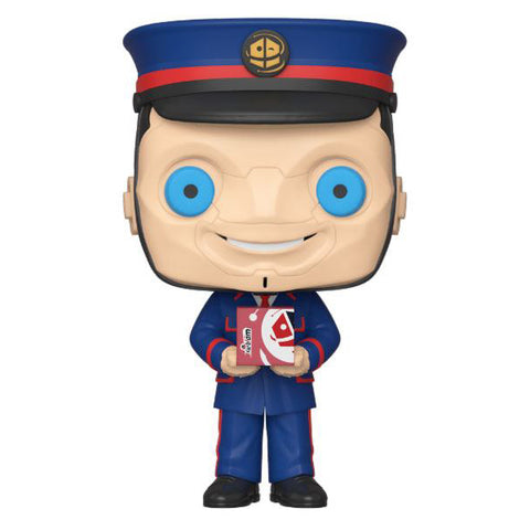 The Kerblam Man GW Pop Vinyl (Dr Who)